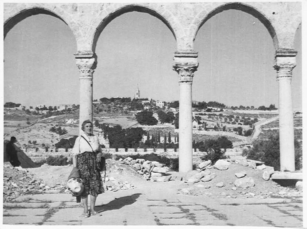 Florence E Swindells - Jerusalem