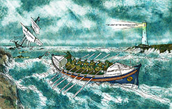 The Gospel Lifeboat