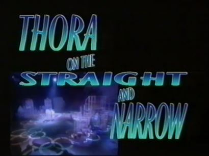 Thora on the Straight and Narrow Way - Youtube